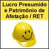 PR�TICAS CONT�BEIS PARA CONSTRUTORAS - Lucro Presumido e RET - Atualiza��es para 2014