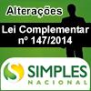 SIMPLES NACIONAL - Aspectos Gerais e Altera��es pela LC 147/2014