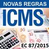 NOVO DIFERENCIAL DE AL�QUOTAS NAS OPERA��ES INTERESTADUAIS PARA CONSUMIDOR FINAL (CONV�NIO ICMS 93/15), IMPACTO NA EMISS�O DA NF-e, OUTRAS HIP�TESES DE RECOLHIMENTO DE DIFERENCIAL DE AL�QUOTAS E DE RECOLHIMENTOS ANTECIPADOS DO ICMS PARA SC