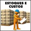 ESTOQUES E CUSTOS - Escritura��o Cont�bil e Controles Fiscais