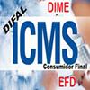 DIFERENCIAL DE ALÍQUOTAS - Modalidades, Forma de Cálculo (com enfoque nas novas regras utilizadas por alguns Estados com a inclusão do ICMS próprio por dentro, considerando a alíquota interna) e Recolhimento